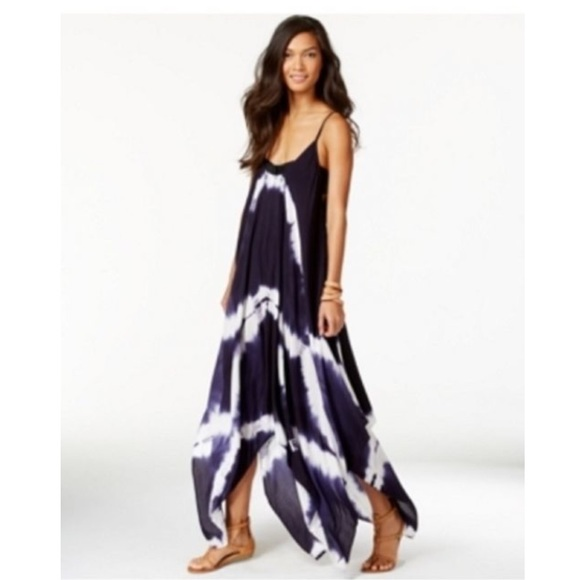 Raviya Other - Raviya Tye Dye Coverup Dress